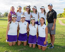 Girls and Boys Golf End on High Note