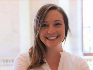Paige Lindgren '13 Pursuing Career in Public Relations on Capitol Hill